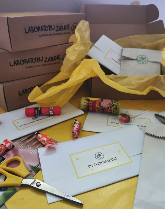 Kako je nastao LabZab box?